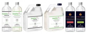 NAPAfire and FIREGEL products recalled