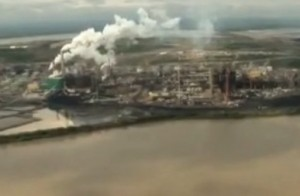 The Canada to U.S. pipeline for moving crude oil from Alberta to Texas is moving forward a little after an environmental review, but final approval has not yet been given.