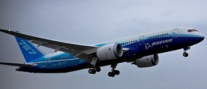Boeing 787 Dreamliner delivered to All Nippon Airlines Co. after more than 3 year delay.