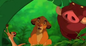 Moneyball's best play can't shake Lion King 3D re-release.