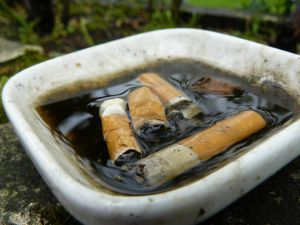 The rate of decline in smoking in the U.S. slows, a CDC reports.