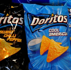 Doritos marketing director Arch West has died at the age of 97, but will still manage to market the product at his funeral service.
