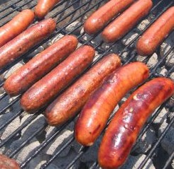 Two deaths have been reported from listeria bacteria outbreak in Colorado, with others suffering from the gastrointestinal illness. Officials remind people to cook foods like hot dogs to an internal temperature of 165 degrees.