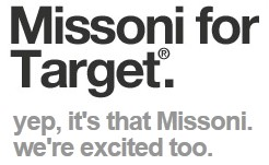 Launch of Missoni crashes Target website and floods its stores on Tuesday.