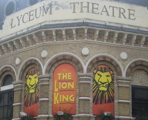 """""""The Lion King"""" is a hit on its opening day the second time around. It is also a popular musical."""